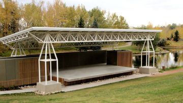 Bower Ponds Open Air Stage